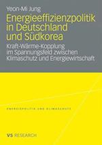 Energieeffizienzpolitik in Deutschland Und Sudkorea af Yeon-Mi Jung, Yon-Mi Chong