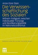 Die Verwissenschaftlichung Des Sozialen af Anne-Dore Stein