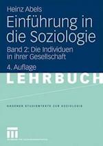 Einfuhrung in Die Soziologie af Heinz Abels