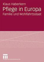Pflege in Europa af Klaus Haberkern