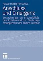 Anschluss Und Emergenz af Rasco Hartig-Perschke