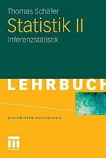 Statistik II af Thomas Schafer, Thomas Sch Fer