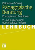 Padagogische Beratung af Katharina Gr Ning, Katharina Groning
