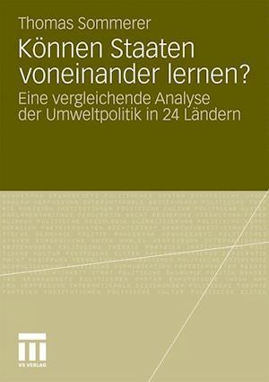 Konnen Staaten Voneinander Lernen? af Thomas Sommerer
