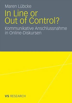 In Line or Out of Control? af Maren Lubcke, Maren L. Bcke