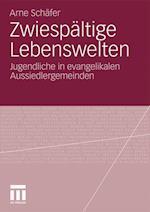 Zwiespaltige Lebenswelten af Arne Sch Fer, Arne Schafer