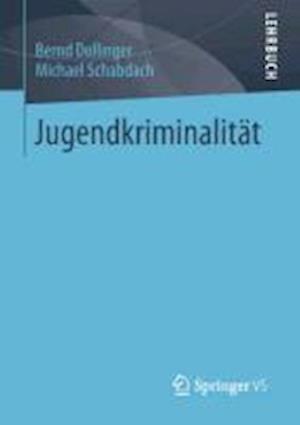 Jugendkriminalitat af Michael Schabdach, Bernd Dollinger