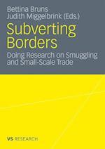 Subverting Borders af Bettina Bruns