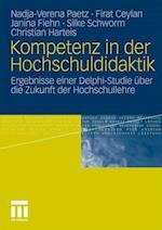 Kompetenz in Der Hochschuldidaktik af Nadja-Verena Paetz, Firat Ceylan, Janina Fiehn