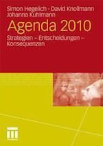 Agenda 2010 af David Knollmann, Johanna Kuhlmann, Simon Hegelich