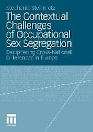 The Contextual Challenges of Occupational Sex Segregation af Stephanie Steinmetz