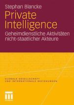 Private Intelligence af Stephan Blancke