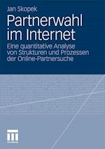 Partnerwahl Im Internet af Jan Skopek