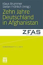 Zehn Jahre Deutschland in Afghanistan af Stefan Frohlich