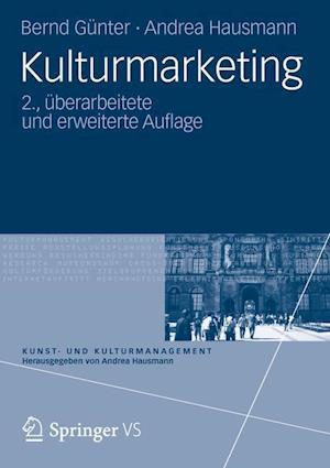 Kulturmarketing af Andrea Hausmann, Bernd Gunter, Bernd G. Nter