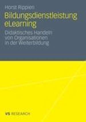 Bildungsdienstleistung Elearning af Horst Rippien