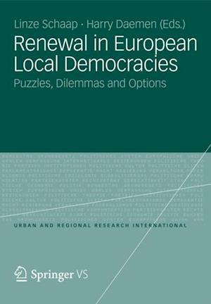 Renewal in European Local Democracies