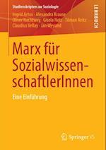 Marx fur SozialwissenschaftlerInnen af Alexandra Krause