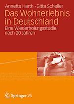 Das Wohnerlebnis in Deutschland af Gitta Scheller, Annette Harth