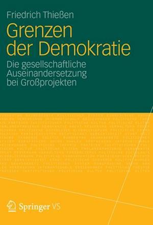 Grenzen der Demokratie af Friedrich Thieen