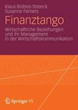 Finanztango af Susanne Femers, Klaus Boltres-Streeck