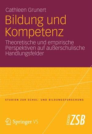 Bildung und Kompetenz af Cathleen Grunert