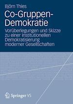 Co-Gruppen-Demokratie af Bj Rn Thies, Bjoern Thies