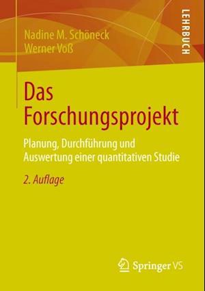 Das Forschungsprojekt af Nadine M. Schoneck