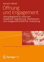 Offnung Und Engagement af Kerstin H. Mel, Kerstin Hamel