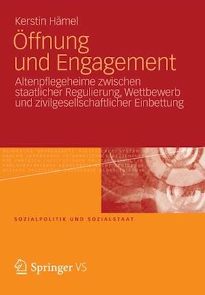 Offnung und Engagement af Kerstin Hamel