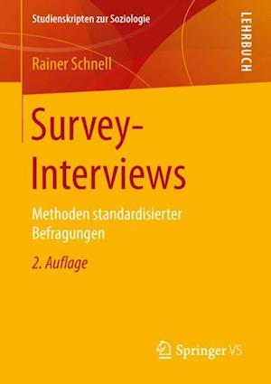 Survey-Interviews af Rainer Schnell