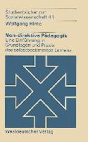 Non-Direktive Padagogik af Wolfgang Hinte, Wolfgang Hinte