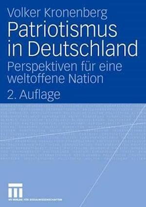 Patriotismus in Deutschland af Volker Kronenberg