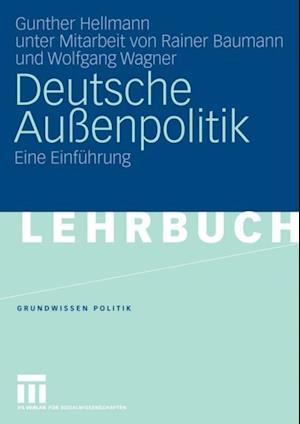Deutsche Auenpolitik af Werner Link