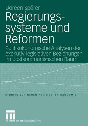 Regierungssysteme und Reformen af Doreen Sporer