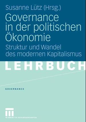 Governance in der politischen Okonomie
