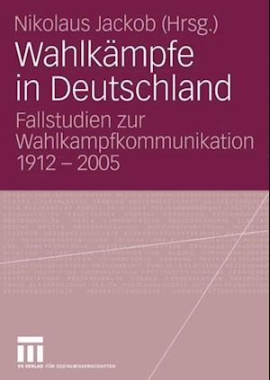 Wahlkampfe in Deutschland