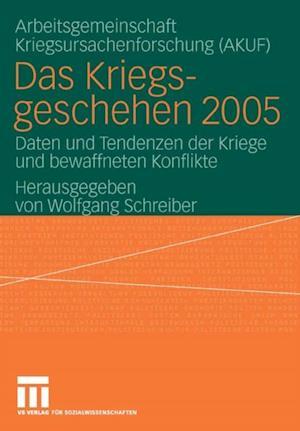 Das Kriegsgeschehen 2005