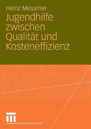 Jugendhilfe zwischen Qualitat und Kosteneffizienz af Heinz Messmer