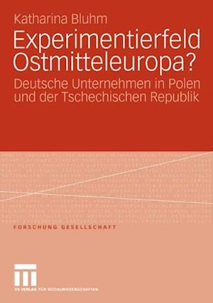 Experimentierfeld Ostmitteleuropa? af Katharina Bluhm