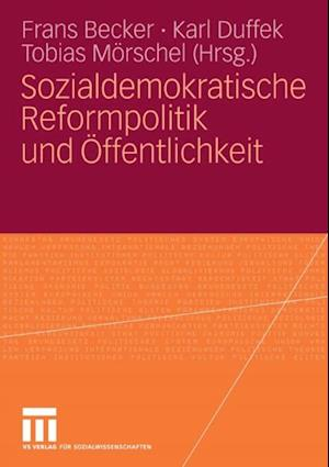 Sozialdemokratische Reformpolitik und Offentlichkeit