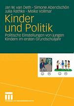 Kinder und Politik af Jan Van Deth, Meike Vollmar, Simone Abendschon