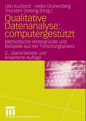 Qualitative Datenanalyse: computergestutzt.