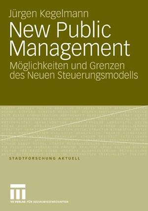 New Public Management af Jurgen Kegelmann