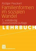 Familienformen im sozialen Wandel af Rudiger Peuckert