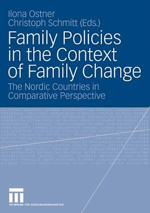 Family Policies in the Context of Family Change