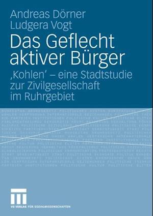 Das Geflecht aktiver Burger af Andreas Dorner, Ludgera Vogt