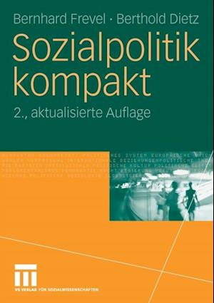 Sozialpolitik kompakt af Bernhard Frevel, Berthold Dietz