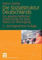Die Sozialstruktur Deutschlands af Rainer Geiler