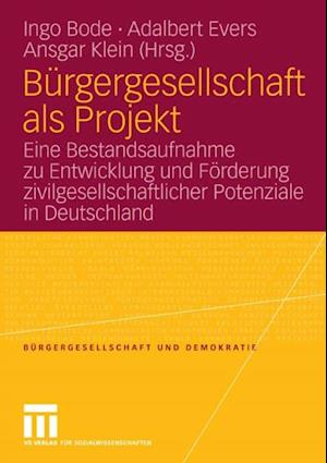 Burgergesellschaft als Projekt